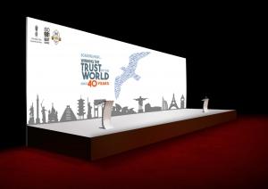 Exhibition Stall Design Ahmedabad : Branding logo design catalog design print web designing