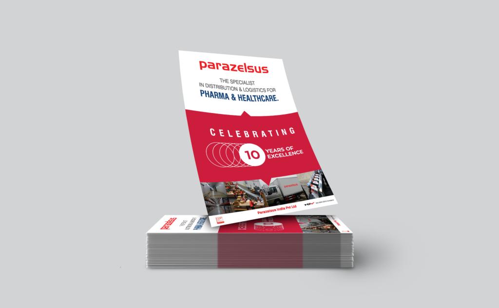 Parazelsus - leaflet